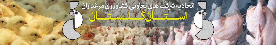 اتحادیه مرغداران استان گلستان